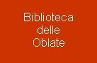 Logo Oblate
