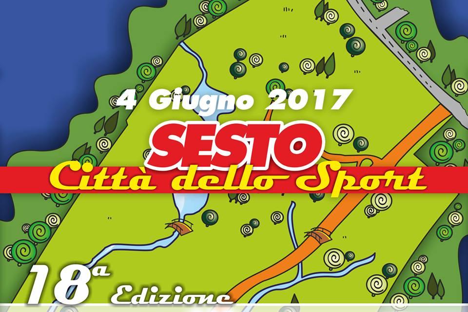 Locandina festa dello sport al Neto - Sesto Fiorentino