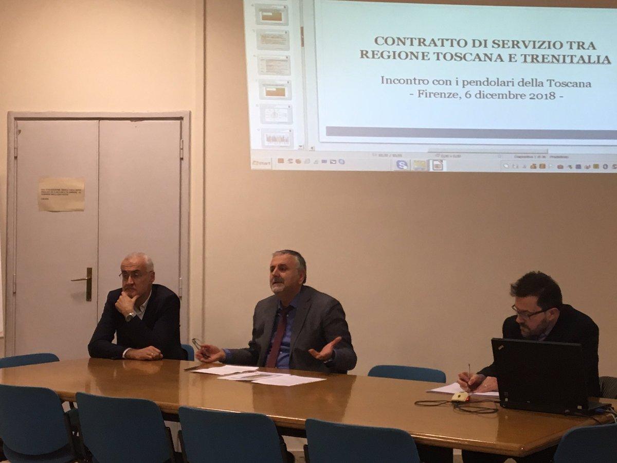 Firenze. Incontro annuale comitati dei pendolari