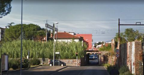 Empoli. Posa della fibra ottica al sottopasso ferroviaria di Via Pratignone. Sarà chiuso mercoledì 8 luglio
