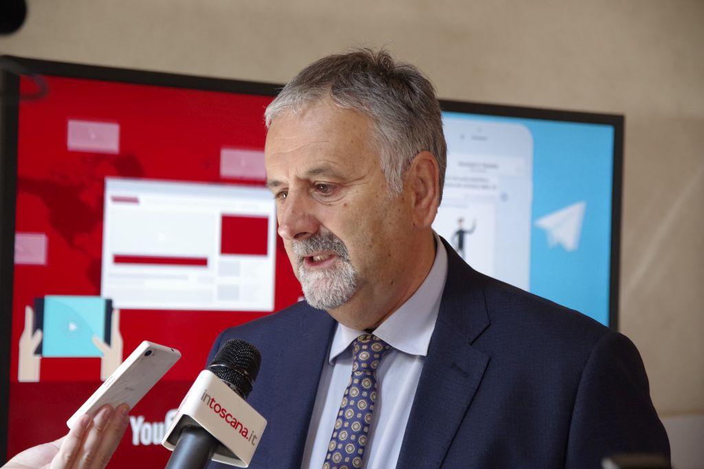 Assessore Ceccarelli (Foto da comunicato)