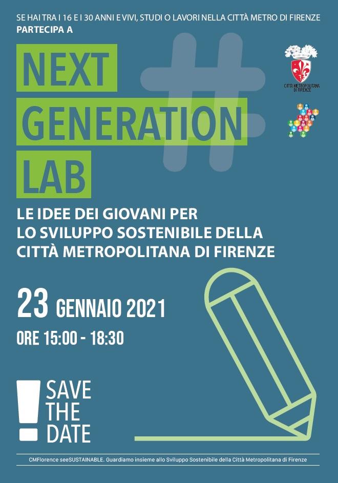 Next Generation Lab, 23 gennaio 2021