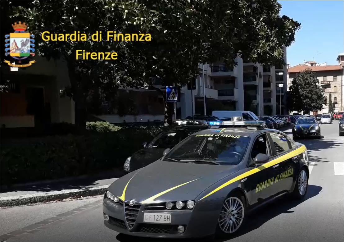 Indebito contributo Covid-19 a fondo perduto, sequestro per oltre 130.000 euro (Fonte immagine Guardia di Finanza Comando Provinciale)