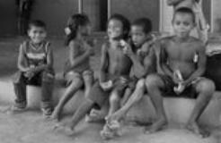 Bambini a Bahia