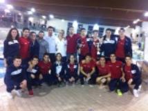 Esseci Nuoto Calenzano 3 squadra in Toscana ai campionati regionali giovanili