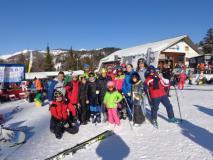 CGFS sulla neve e sabato 14 marzo appuntamento con Open Day Pallamano