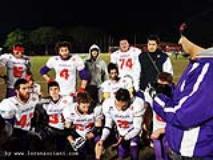 Football americano Seconda Divisione (Foto Lorenzo Ciani)