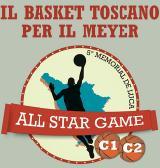 Manifesto dell'iniziativa del basket toscano per il Meyer
