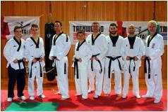 Gruppo maestri Taekwondo Firenze