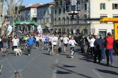 Maratonina Città di Prato (foto di Piero Giacomelli)