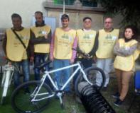 Il Bicipark a Prato
