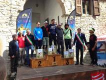 podio ultra trail
