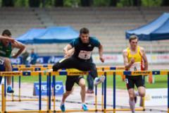 un momento di gara dell'edizione 2014