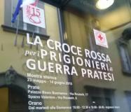 Mostra della Croce Rossa a palazzo Buonamici (Foto Facebook Croce Rossa Italiana - Prato)