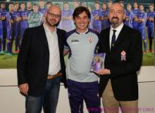 Presentazione dell'Almanacco Fiorentina 2015 Foto Maurizio Rufino)