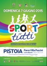 Sport per tutti al Villone Puccini