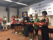 Premiazione Trofeo Questura di Firenze