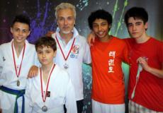 Atleti del Taekwondo Firenze