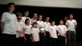 Montemurlo - Premiazione Karate shotokai