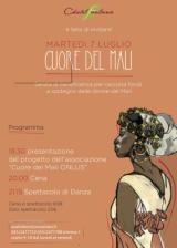 Invito al progetto Cuore del Mali