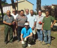Prima giornata di lavoro volontario nella Pineta di Barberino con sindaco e cittadini