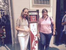defibrillatore pubblico di Firenze (Foto Profilo Twitter assessore Stefania Saccardi)