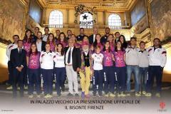 Bisonte Volley - Fonte Foto Facebook Il Bisonte Azzurra Volley