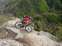 discese dell'Enduro race 2015