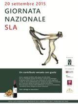 Manifesto Giornata nazionale SLA