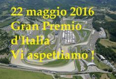 Banner per i social media del Campionato del Mondo di motociclismo al Mugello
