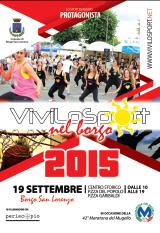 Vivi lo Sport nel Borgo 2015