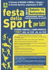 Festa sport 2015