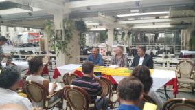 Conferenza stampa Festa della Piana