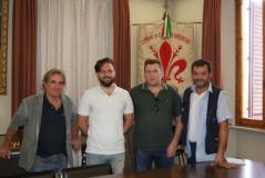la nazionale di arti marziali miste si allena a Castelfiorentino