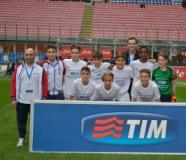 L'oratorio Sacro Cuore di Campi Bisenzio di Firenze alla Junior TIM Cup