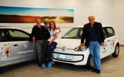Il Bisonte Firenze volley e Volkswagen Firenze