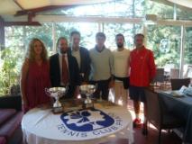 Presentate al Tennis Club Prato
