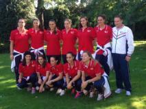 Foto di gruppo Savino Del bene Volley