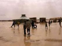 Allagamenti nei campi saharawi