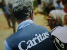 Operatore della Caritas in Nepal