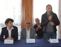 Il sindaco di Campi Fossi all'inaugurazione dei servizi sanitari della Rete Pas
