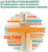 Immagine dal programma del convegno 'La cultura e' solidarieta''