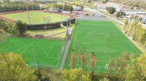 impianto sportivo Molino del Ponte