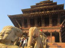 Immagine dal Nepal