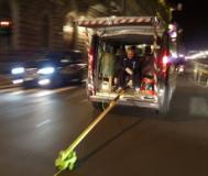 Tracciamento della riga di percorso della Firenze Marathon