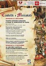 Locandina Evento Incisa - Al mio bel Castello