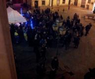 In piazza a Montaione per la Vigilia di Natale