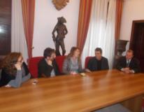 Presentazione a Signa del progetto di comodato per un mezzo per la Pubblica Assistenza