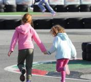 Bambini alla Mugello GP Run