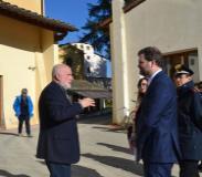 Il Dott. Robert Scott Macintosh al Villaggio La Brocchi